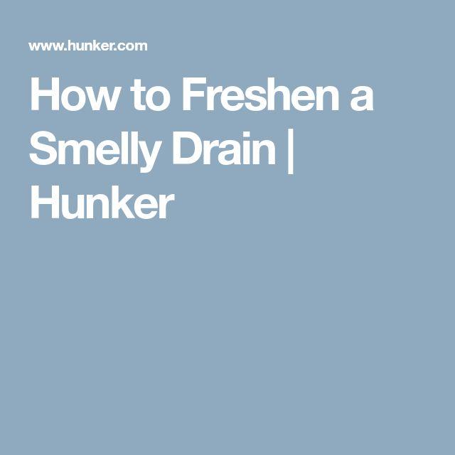 Best 25+ Smelly drain ideas on Pinterest | Smelly sink, Kitchen ...