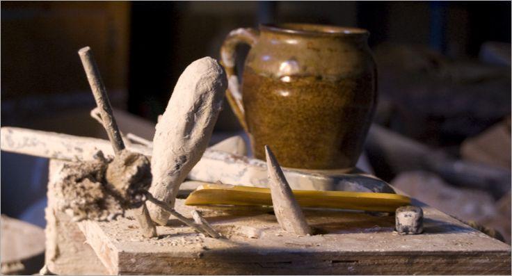 Hand thrown potter by fatdragonkilns.com, New Hill, NC