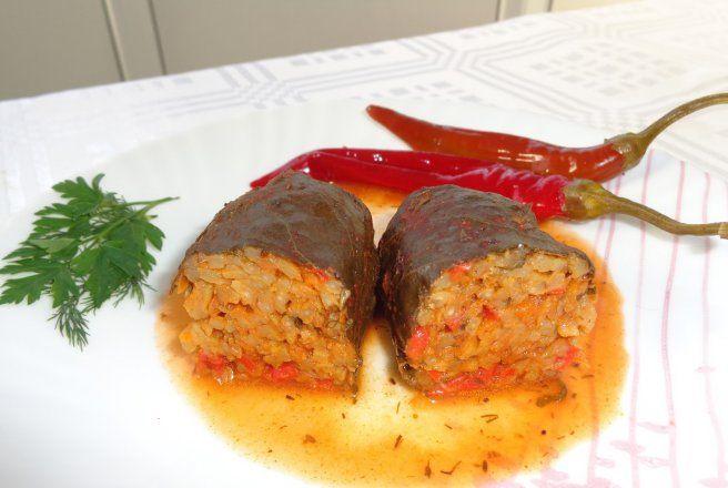 Retete Culinare - Sarmale cu legume