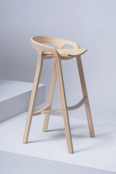 She Said Bar Stool | MC1 by Mattiazzi | Architonic