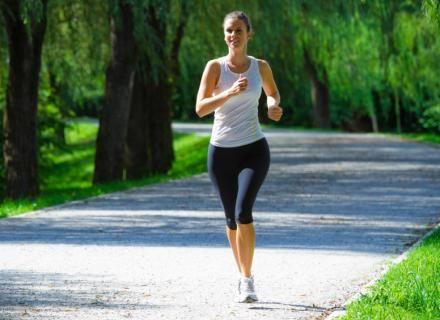 Sportolás közben használj izzadságlepergető napkrémet!
