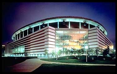 Georgia Dome is home to the Atlanta Falcons and many exciting events held throughout the year!