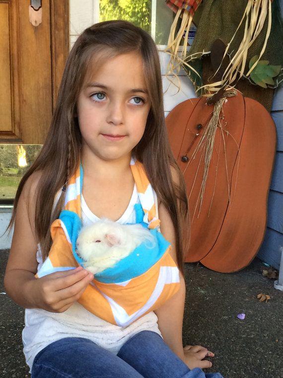Guinea pig bonding bag by LittlePiggiesMarket on Etsy