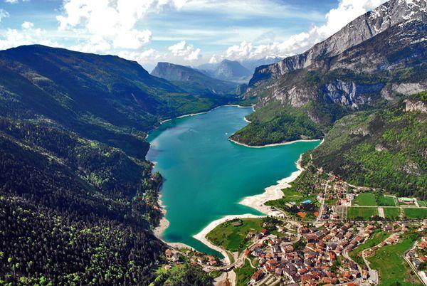 Molveno Lake - Italy -Trentino on Behance