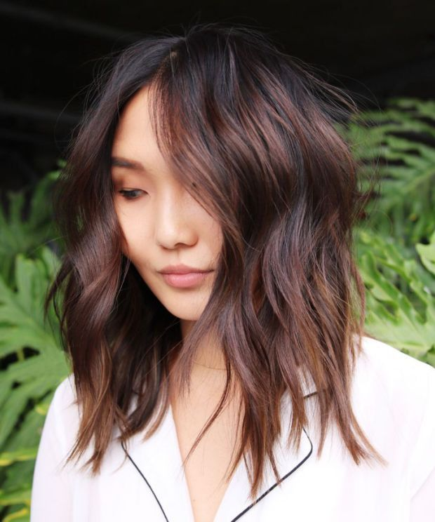 15 Edgy Hair Color Ideas To Try Right Now In 2019 Hair Pinterest