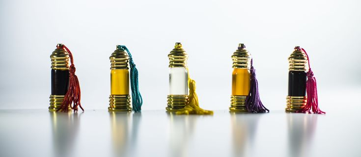 Organic Perfume Oils Free from Alcohol and Chemicals - Halal Oudh Attar