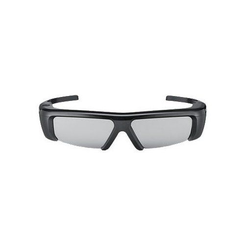 Samsung SSG-3100GB 3D Active Glasses - Black (Only Compatible with 2011 3D TVs)