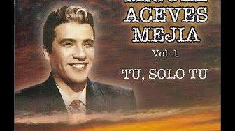VICENTE FERNANDEZ VS ANTONIO AGUILAR SOLO EXITOS - YouTube