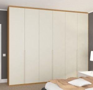 Tempo – half height routered handleless doors wardrobe