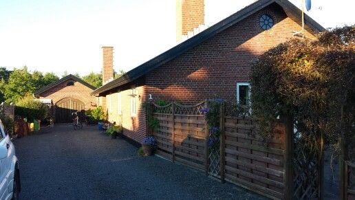 Lækkert at passe Jette og Bjarnes hus på Balka