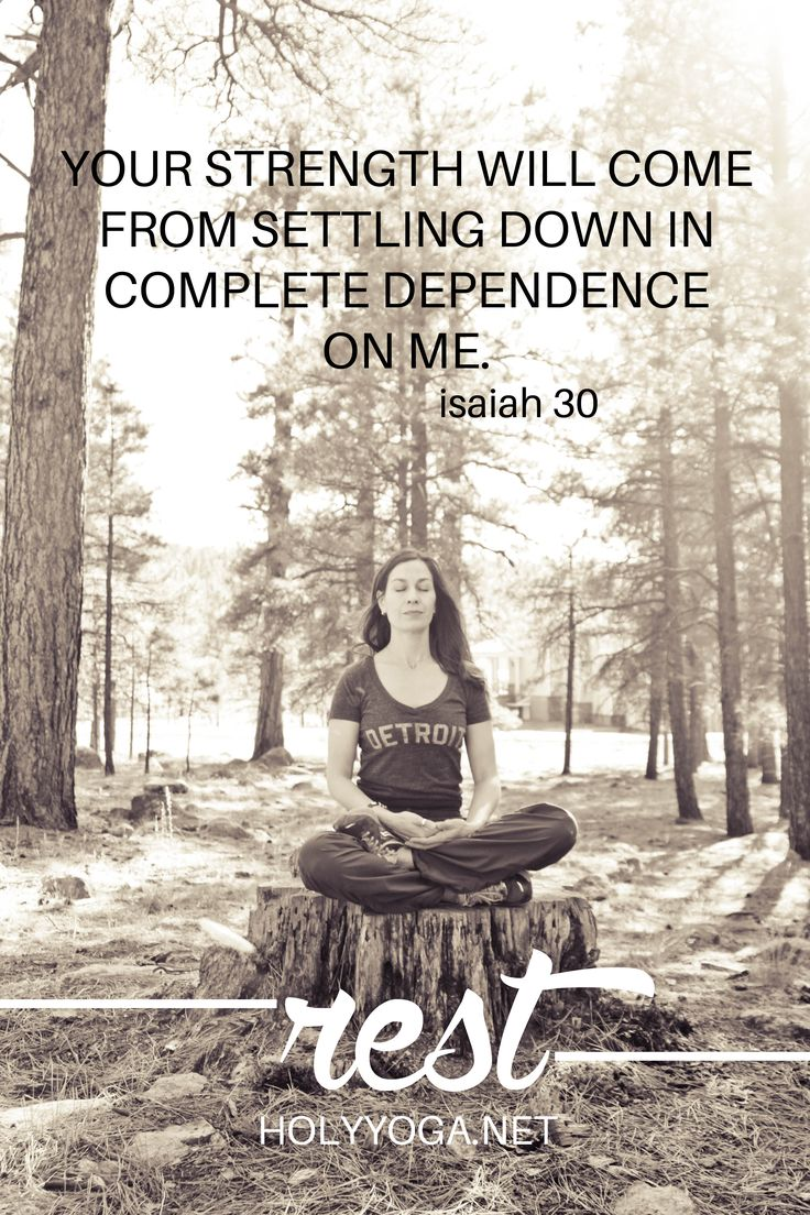 May your weekend include some stillness before the Lord.
