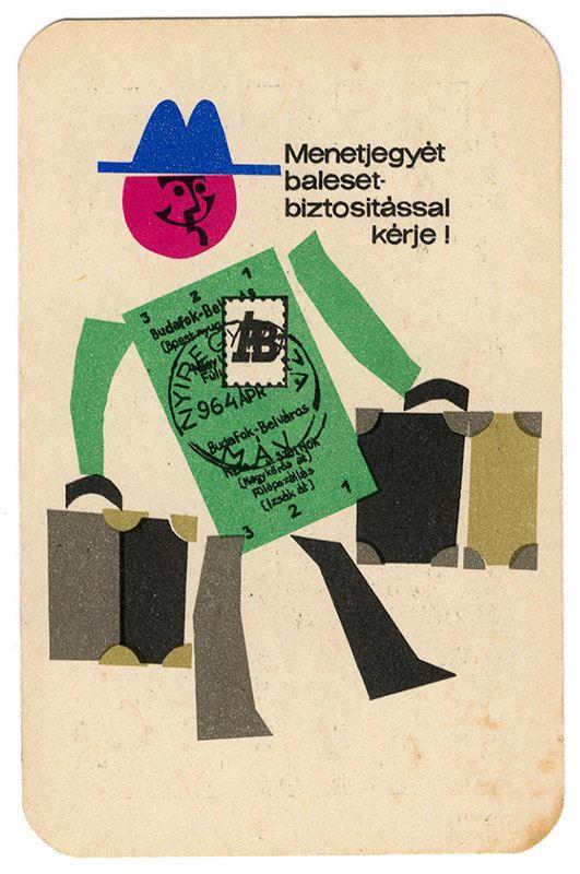 https://flic.kr/p/pnALVJ | hungarian calendar card | 1965