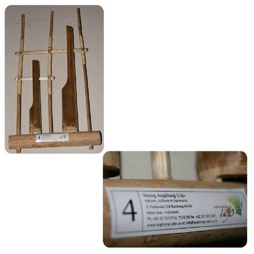 I got this from Saung Angklung Udjo
