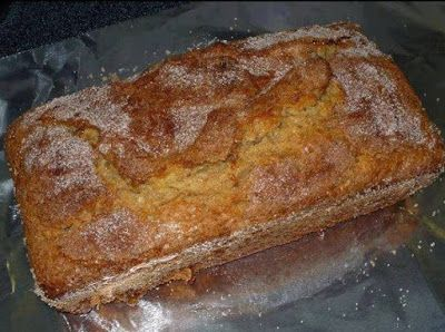 cooking recipes: amish cinnamon bread