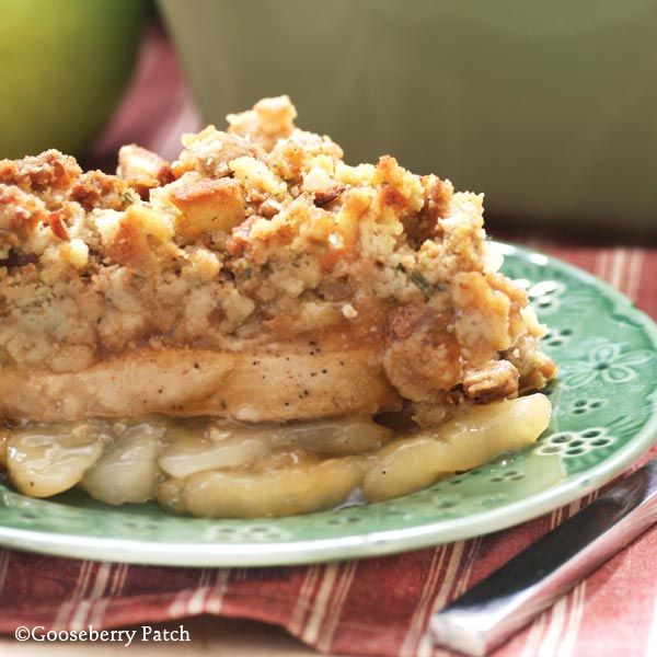 ... Apple Pork Chops on Pinterest | Pork, Pork Chop Recipes and Chops