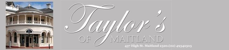 Taylor's of Maitland 437 High St Maitland NSW