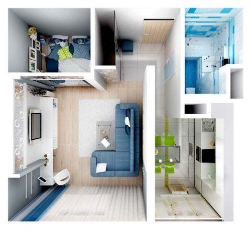 12 best dise os arquitectonicos de casas images on for Disenos de apartamentos pequenos