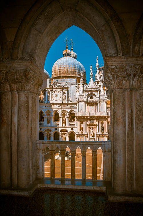 Saint Mark's Basilica, Venice Italy