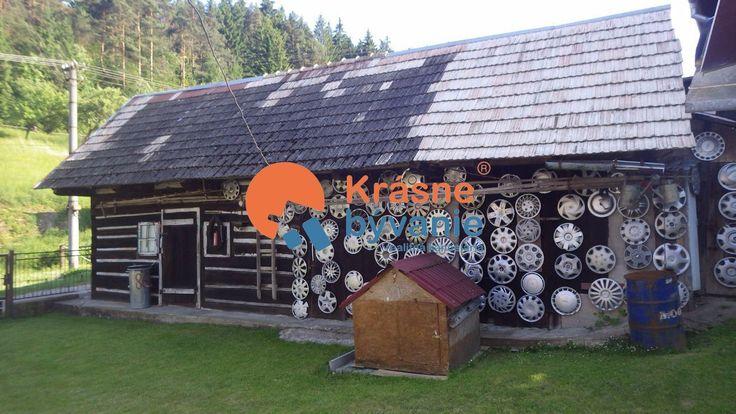 Tradičná slovenská drevenica
