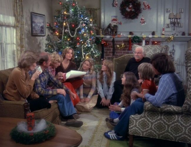 On 6th day of Christmas ... I re-watched the Eight is Enough episode