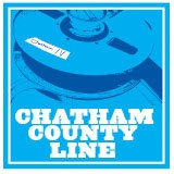 Chatham County Line sticker