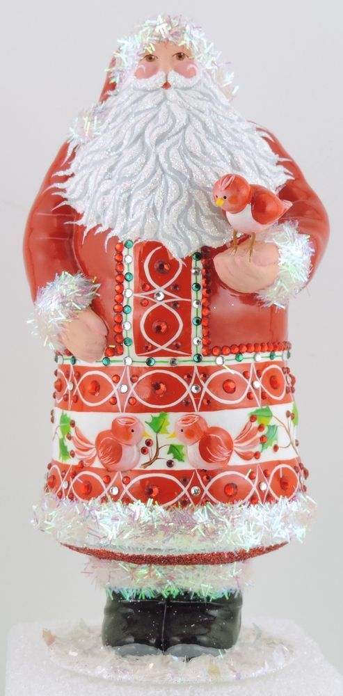 KENSINGTON CLAUS CACHETTE - RED. Patricia Breen. Exclusive: Neiman Marcus Online. The above is the ONLY way to do this.