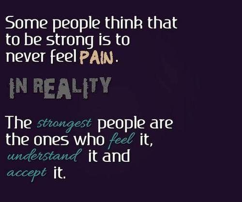 I Believe the Strongest Person Is My Grandpa