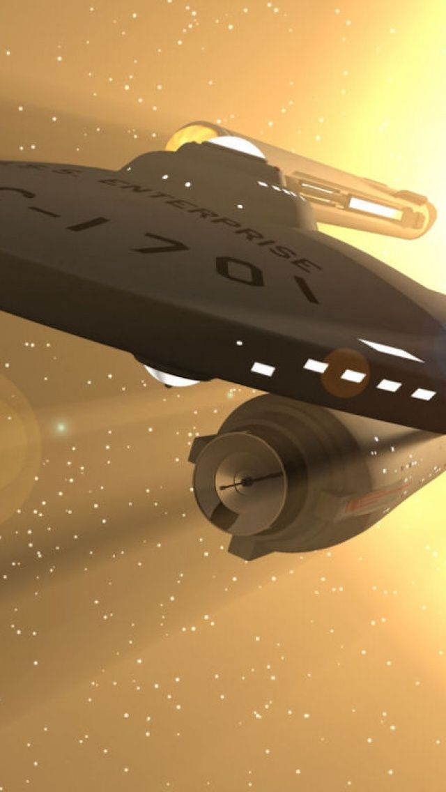 Enterprise Iphone 5 Wallpaper Id 28104 Star Trek Wallpaper