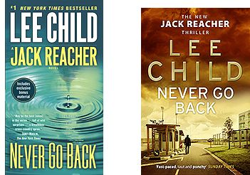 who writes the jack reacher novels Meet jack reacher, us hero of british writer lee child's thriller series about an  ex military policeman who drifts around, usually finding himself.