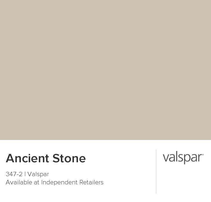 Ancient Stone From Valspar Paint Colors Pinterest