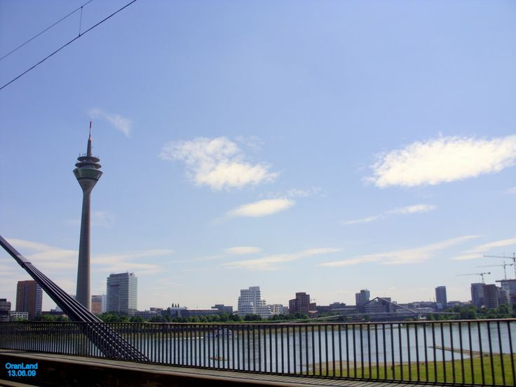Google Maps Dusseldorf | rheinturm dûsseldorf deutschland