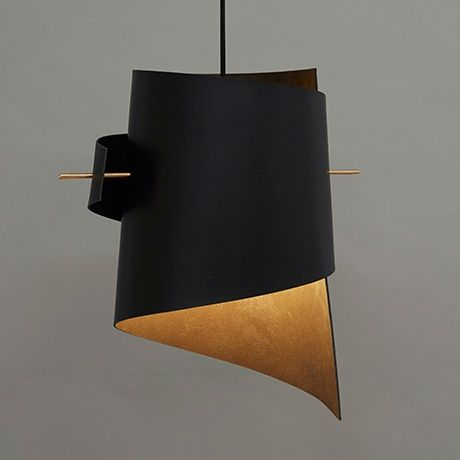 Lg ML01 Leather Lamp - Black by moijn #MONOQI