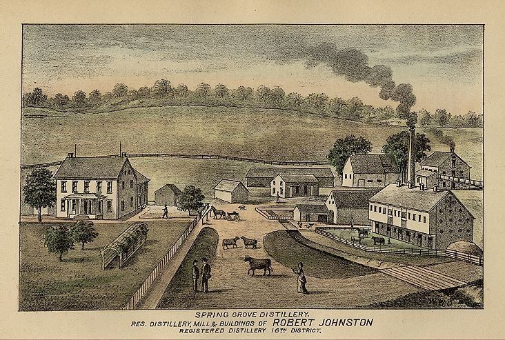 Greencastle, Pennsylvania.  Evaline McLean was born in Greencastle in 1805.Clans Mclean, Families History, Evaline Mclean