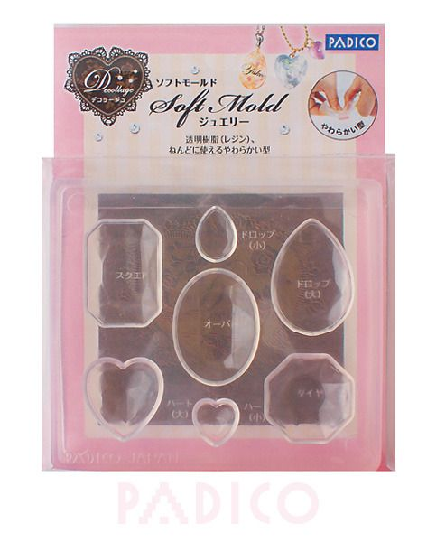 PADICO Soft Jewel Mold
