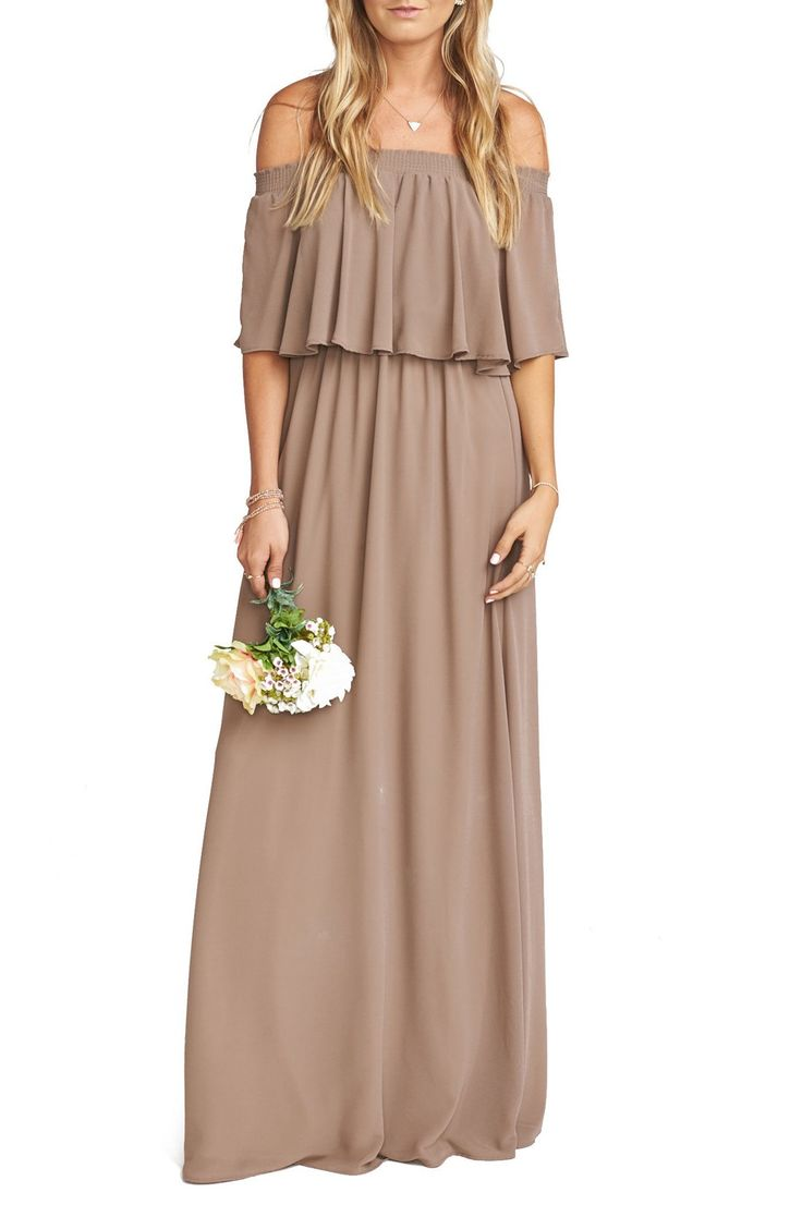209 best Neutral Bridesmaid Dresses images on Pinterest ...