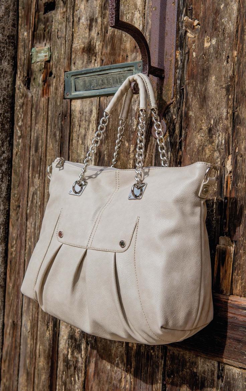 Facciamo un gioco: dove andreste con questa borsa? ;)