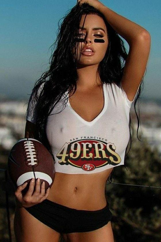 Sexy 49er girls