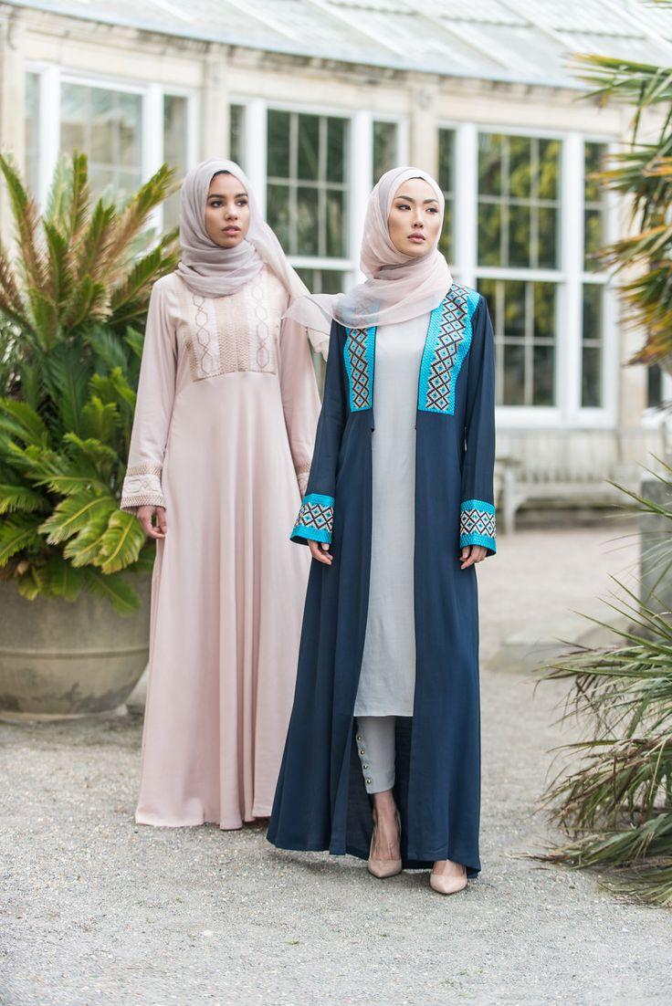 Bokhara Abaya & Samarkand Kimono