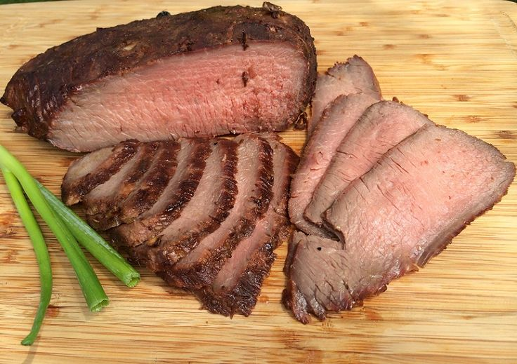 images about Smoked Tri Tip Roast on Pinterest | Smoked Tri Tip, Tri ...