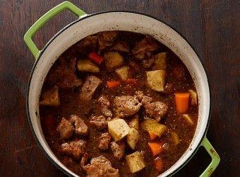 Σούπα με κριθαράκι, λαχανικά και μοσχάρι | InfoKids