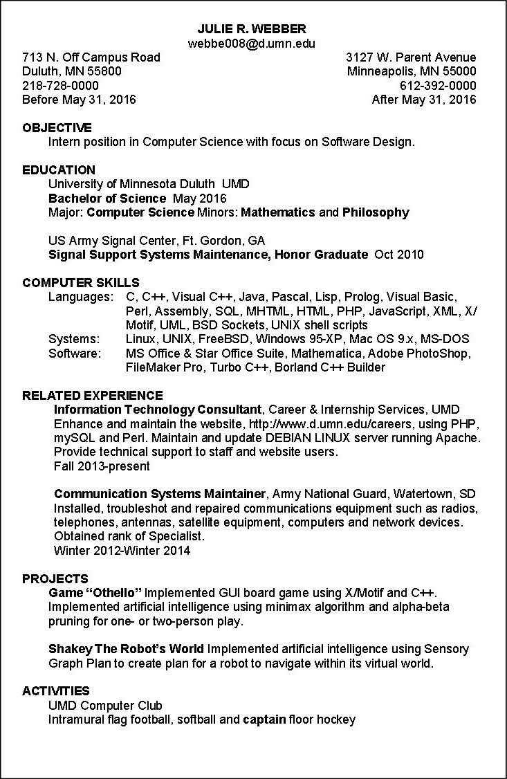 14 best RESUMES images on Pinterest | Career, Carrera and Resume ...