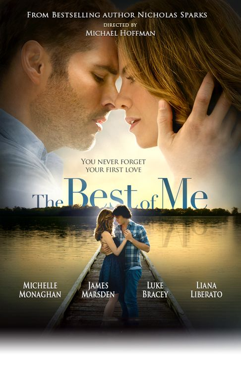 Based on the bestselling novel by acclaimed author Nicholas Sparks, The Best of Me tells the story of Dawson and Amanda, two former high school sweethearts who find themselves reunited after 20 years apart, when they return to their small town for the funeral of a beloved friend. Their bittersweet reunion reignites the love they've never forgotten, but soon they discover the forces that drove them apart twenty years ago live on, posing even more serious threats today. Spanning decades, th...