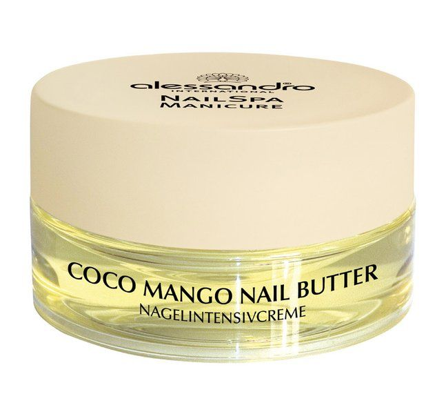 Alessandro Coco Mango Nail Butter- Amazing results in just one use.