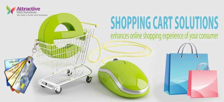 Shopping Cart Solutions | ecommerce Shopping Cart Software Development Company