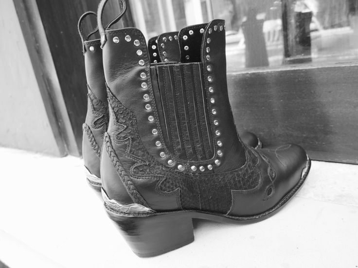 JAGGER Rocker Boots |   Womens Ankle Boots / Custom Boots / High Quality Leather / Leather Plaiting/ Brass buckle /stud Size: EU 36 - 41 by SpencerBootsAU on Etsy https://www.etsy.com/au/listing/492756394/jagger-rocker-boots-womens-ankle-boots