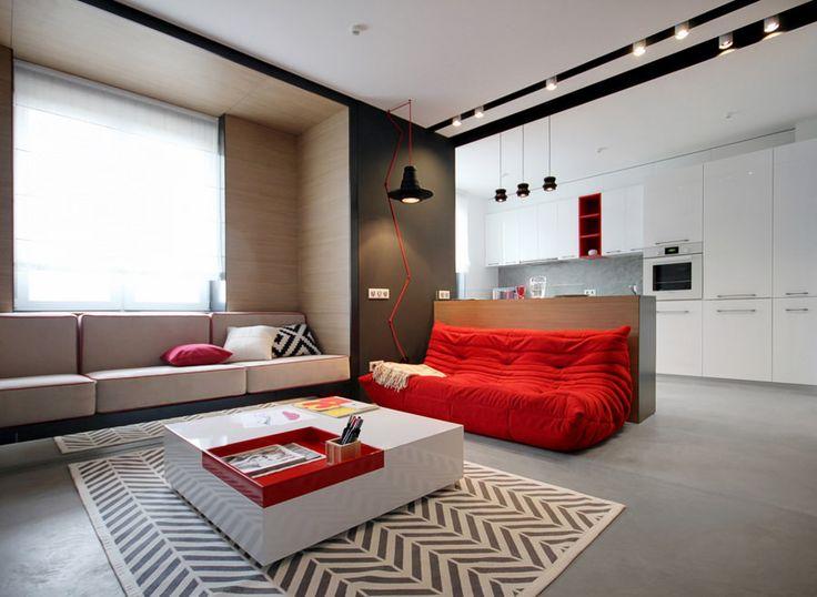Apartament modern de 56 de metri patrati