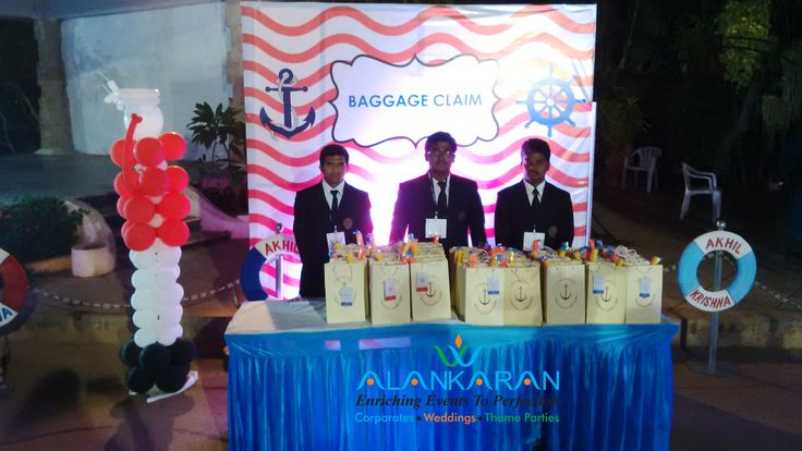 Baggage Claim-Return Gifts