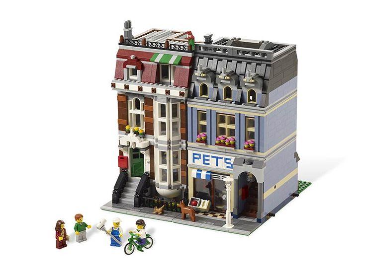 Pet Shop (10218)