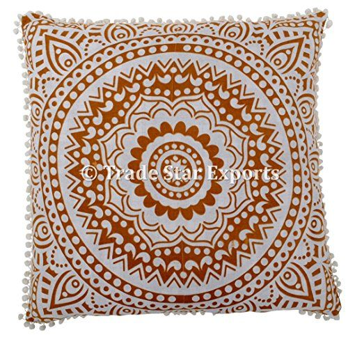 26 X 26 Mandala Euro Sham, Floral Cushion case, Indian et... https://www.amazon.com/dp/B079TTTNBK/ref=cm_sw_r_pi_dp_U_x_B6NIAb198N5YD