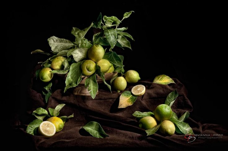 Lemons by Giovanna Griffo on 500px
